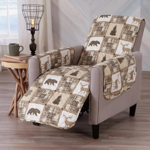 Buy Tan Recliner Recliner Covers Amp Wing Chair Slipcovers