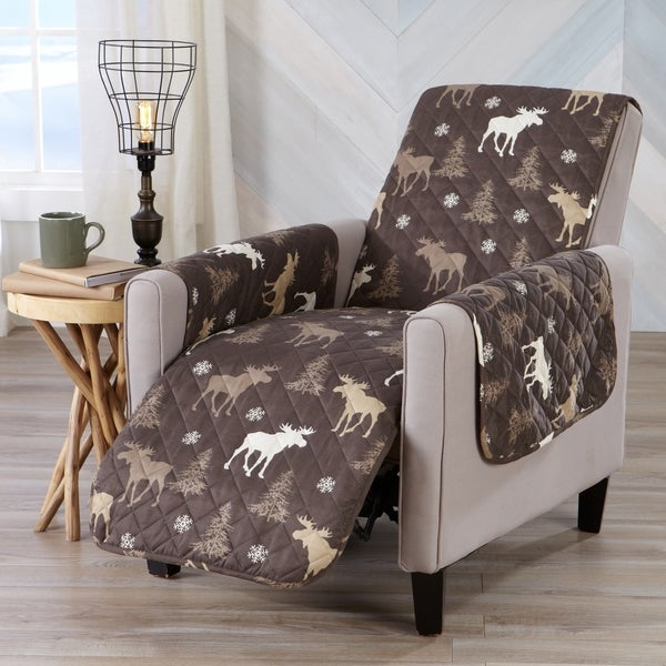 Shop Sofa Saver Lodge Rustic Reversible Stain Resistant