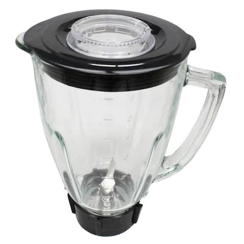 6-piece Blender Replacement Glass Kit for Oster Blender