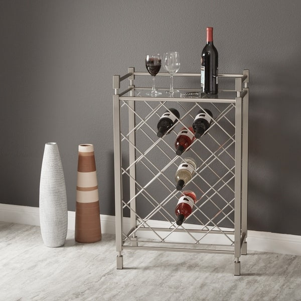 Shop Osp Home Furnishings Covina Wine Rack Free Shipping Today