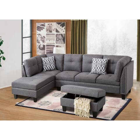 Buy Left Facing, Mid-Century Modern Sectional Sofas Online at ...