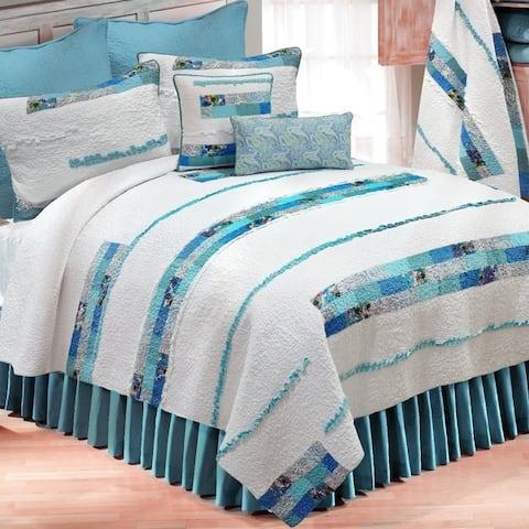 Donna Sharp Havana Stripe Quilted Bedding