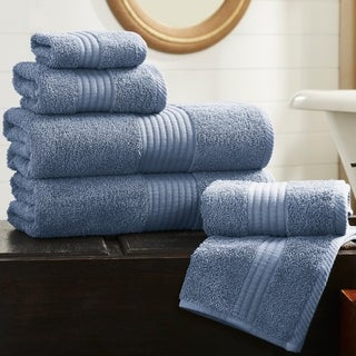 Amrapur Overseas 600 GSM Hydro Soft 6-Piece Towel Set