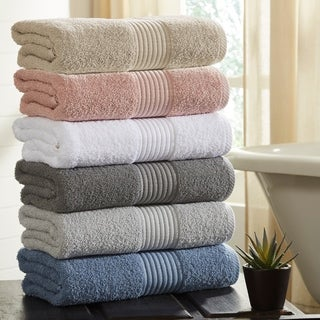 Amrapur Overseas 600 GSM Hydro Soft 6-Piece Towel Set