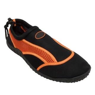 Children's Water Sock Orange/Black