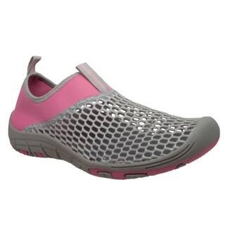 Women's Slip on Rocsoc Grey/Pink