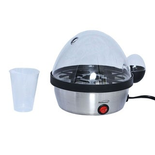 Brentwood Electric Egg Cooker Capacity 7