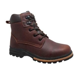 """Men's 6"""" Work Boot Brown"""