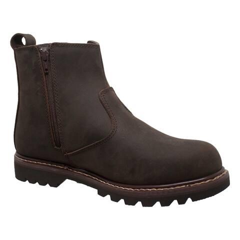 """Men's 6"""" Australian Boot Brown"""