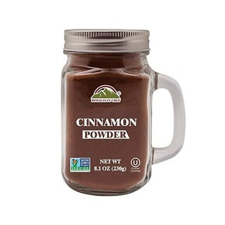 Himalayan Chef Cinnamon Powder Large Mason Jar, 8.1 Oz