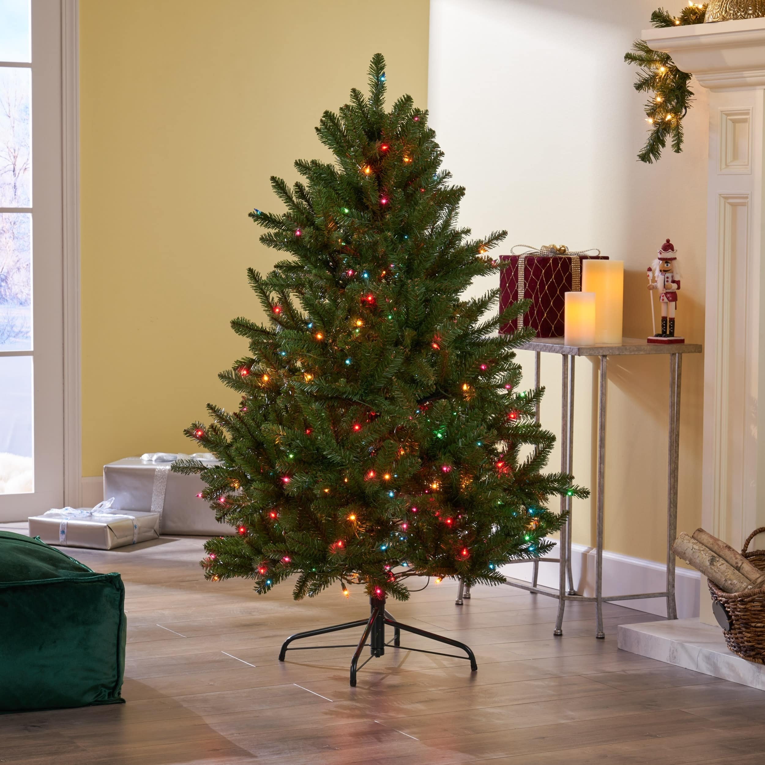 Where To Buy A Nice Artificial Christmas Tree: Buy Artificial Christmas Trees Online At Overstock