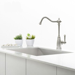 "Safavieh Solea Collection Serene Kitchen Faucet - 4.2"" x 1.3"" x 5.5"""