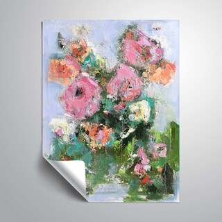ArtWall Spring in Bloom Removable Wall Art Mural