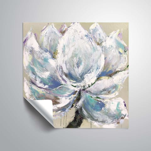 ArtWall Muted magnolia Removable Wall Art Mural