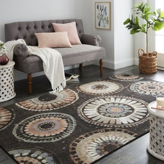 Mohawk Home Prismatic Crete Area Rug