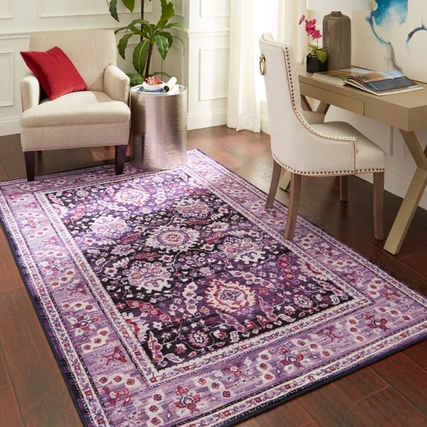 Area Rugs Home Goods: Shop Mohawk Home Prismatic Marshall Area Rug