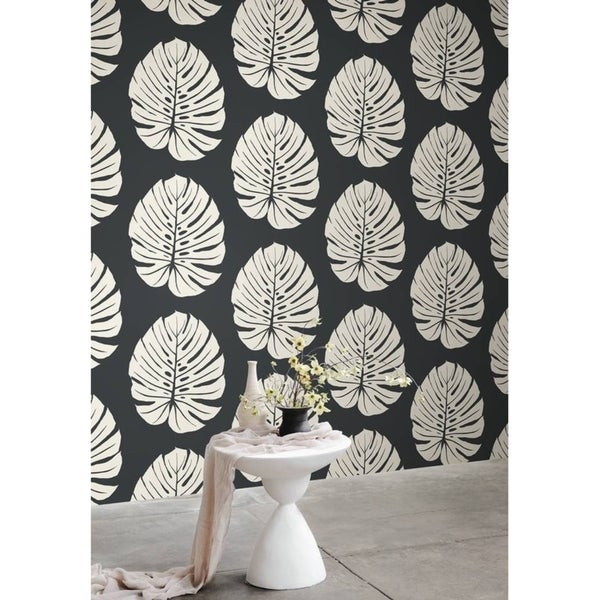 Bali Leaf Wallpaper 20.5 in x 33 ft 56sqft