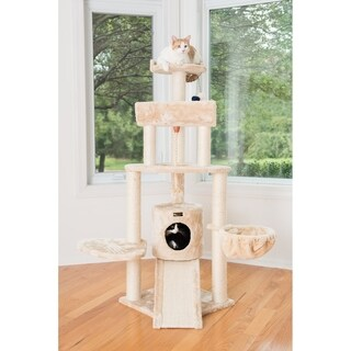 Armarkat Cat Tree Model A5806, Beige
