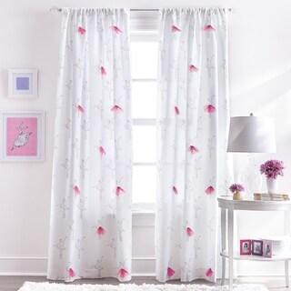 Ballerina Tulle Single Curtain Panel