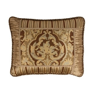 Austin Horn Classics Botticelli Brown Boudoir Luxury Pillow
