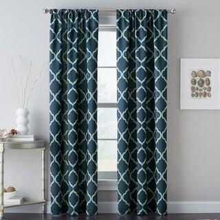 Casbah Trellis Blackout Single Curtain Panel