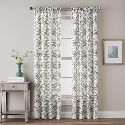 Lotus Harmony Tailored Window Panel