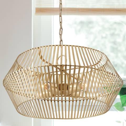 Urban 4-light Matte Gold Pendant - Matte Gold - Matte Gold