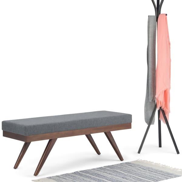 Strange Shop Wyndenhall Nadine 48 Inch Wide Mid Century Modern Unemploymentrelief Wooden Chair Designs For Living Room Unemploymentrelieforg