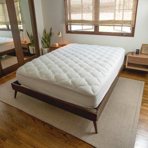 Kotter Home Cool Tencel Mattress Pad