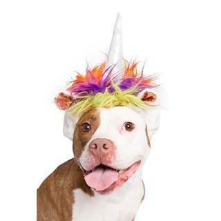 Large Dog Unicorn Costume