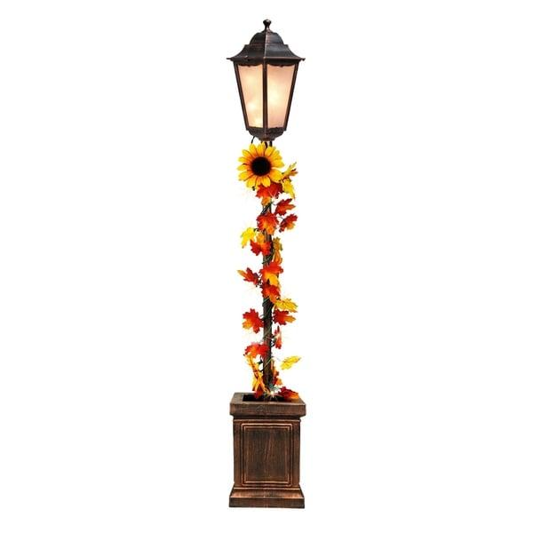 4Ft Harvest Lamp Post