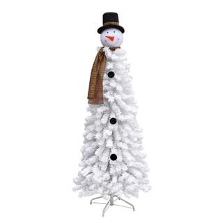 6' Snowman Tree Décor