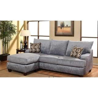 Iris 2 Piece Sofa Chaise  by Arely's Furniture Inc.
