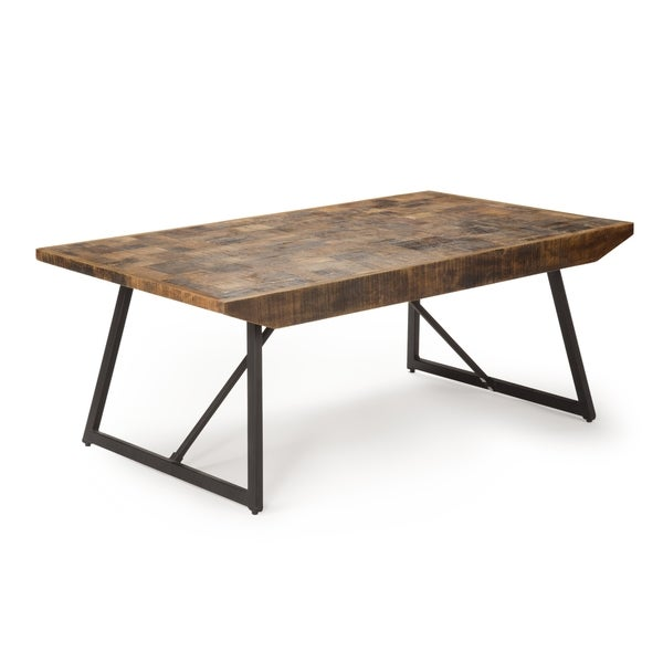 Wataga Solid Wood Coffee Table by Greyson Living. Opens flyout.