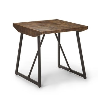 Wataga Solid Wood End Table by Greyson Living