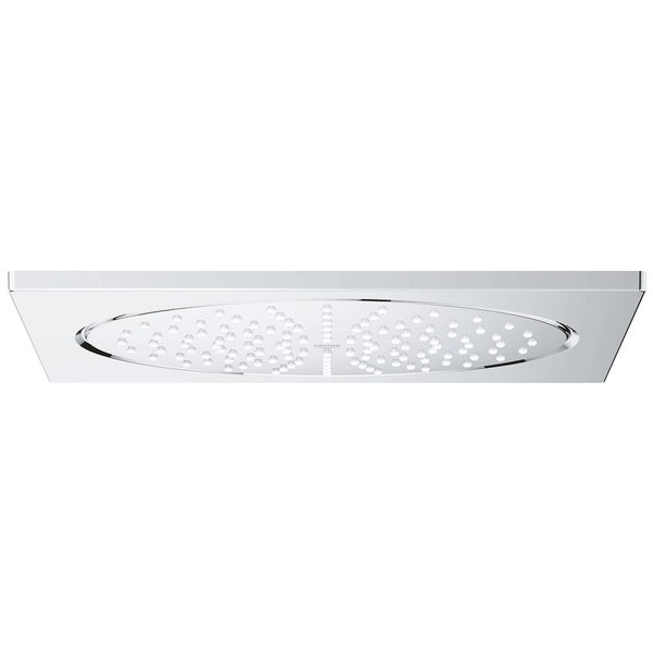 Shop Delta Rainshower F Series 10 Ceiling Shower Head Starlight