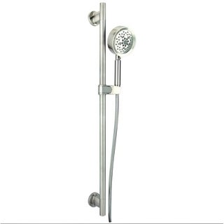 Danze Versa 30 Slide Bar Assembly with Parma® Five - Function Handshower, 2.5 gpm Brushed Nickel