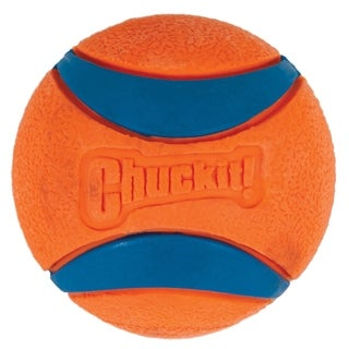 Chuckit! Ultra Ball - orange & blue