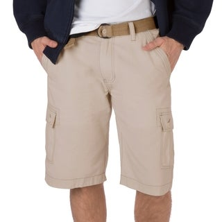 Wear First Caution Ripstop Belted Legacy Cargo Short