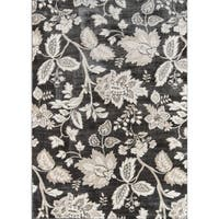 "Momeni Carroll Gardens Machine Made Polyester Area Rug - 5'3"" x 7'6"""