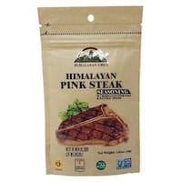 Himalayan Chef Steak & Chop Seasoning Pouch Pink Salt, (Pack of 12)