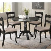 Best Master Furniture Round Dining Table
