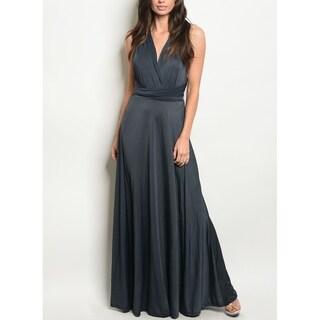 JED Women's Infinity Multi-Way Long Dress