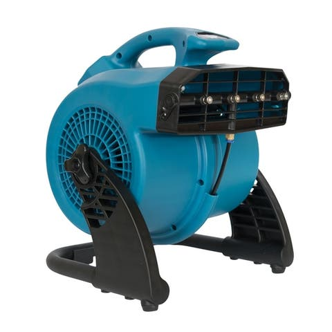 XPOWER FM-48 3 Speed Portable Outdoor Cooling Misting Fan