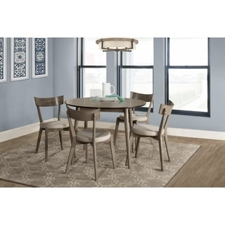 Carson Carrington Strangnas 5-piece Grey Dining Set