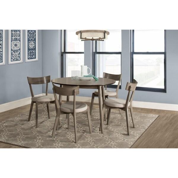 Carson Carrington Strangnas 5-piece Grey Dining Set