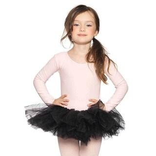 Leg Avenue Children's Children's Bodysuit 4-6 (Medium)PINK