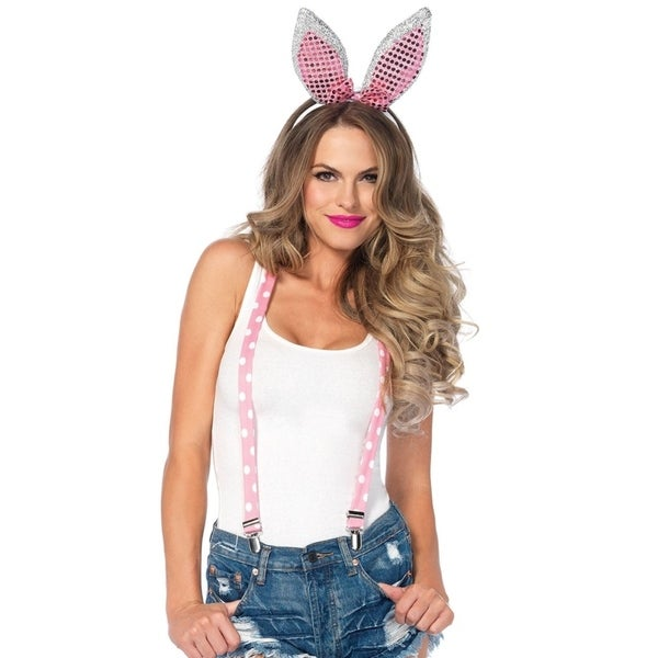 572b35eff1 Shop Leg Avenue Women Costume s 3Pc.Sparkle Bunny  Kit