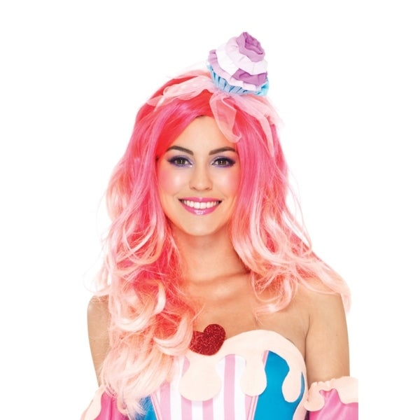 dc28c27c4d Shop Leg Avenue Women Costume s Cupcake Headband O S Pink - Free Shipping  On Orders Over  45 - Overstock - 23555048