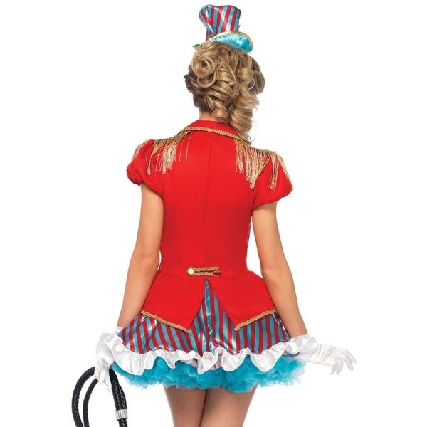 Ravishing Ringmaster Women/'s Costume